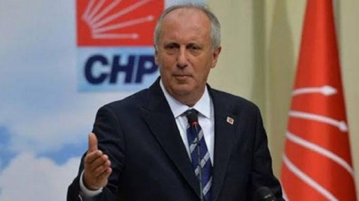 CHP'li Muharrem İnce'den Erdoğan'a 'dislike' verenleri 'FETÖ'ye bağlayan AKP'li Birinci'ye tepki