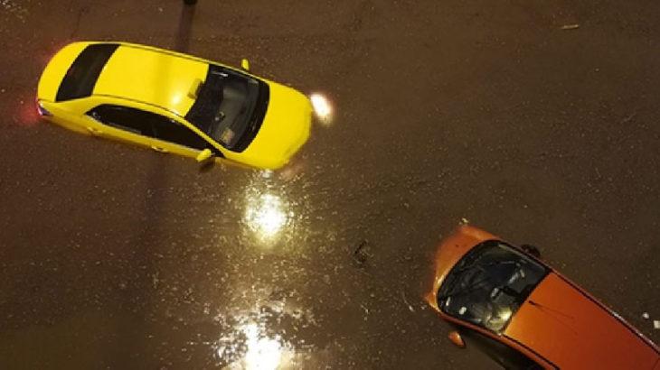 Ankara'daki selde 1 kişi hayatını kaybetti