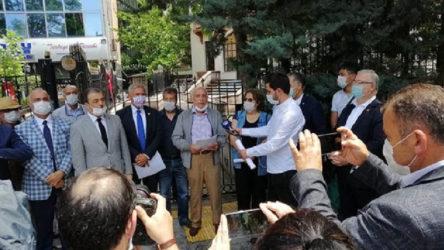 Mustafa Necati Evi'ne şeriatçı Nuri Pakdil'in isminin verilmesi protesto edildi