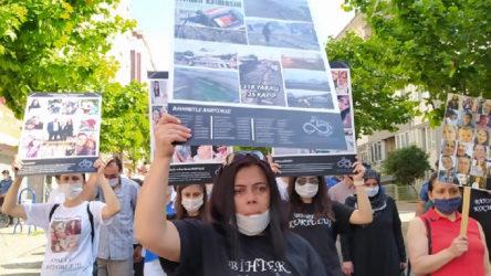Tren katliamı davası öncesi aileler adalet istedi