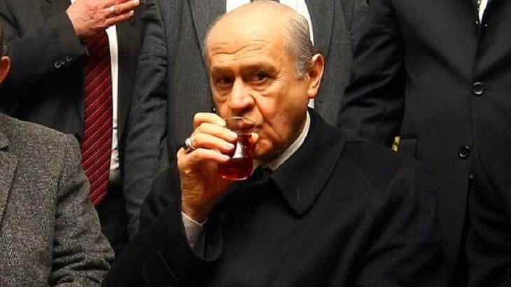 Devlet Bahçeli, Mümtaz'er Türköne'ye sahip çıktı
