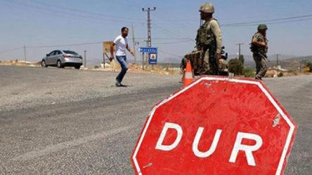 Bitlis'te operasyonlar nedeniyle sokağa çıkma yasağı