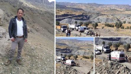 Şırnak'ta maden işçisi hayatını kaybetti