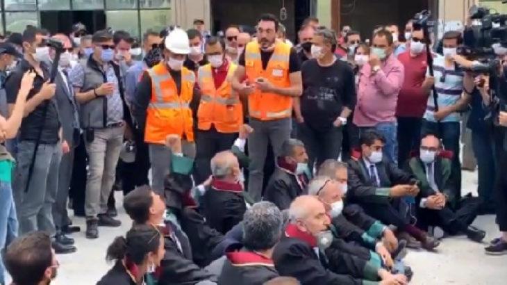 Avukatları 'uyaran' şefin firmasını inşaat işçileri iyi tanıyor!