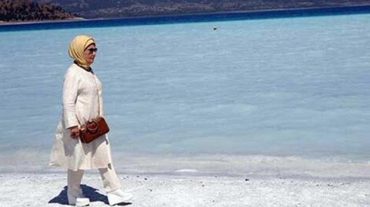 'Emine Erdoğan'ın çantası' başlığına erişim engeli