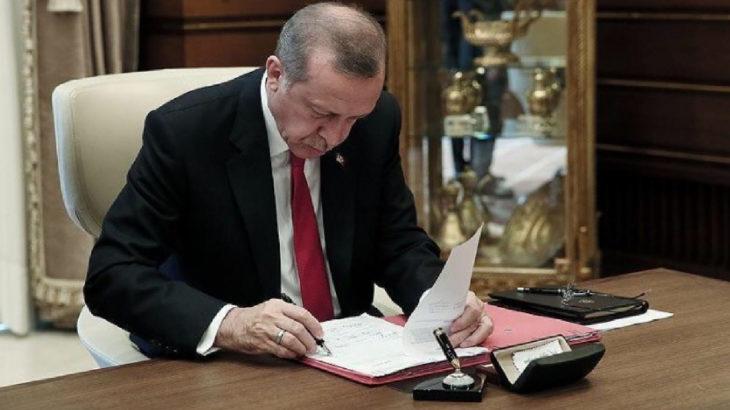 Erdoğan imzaladı: Bakanlıklara yeni atamalar