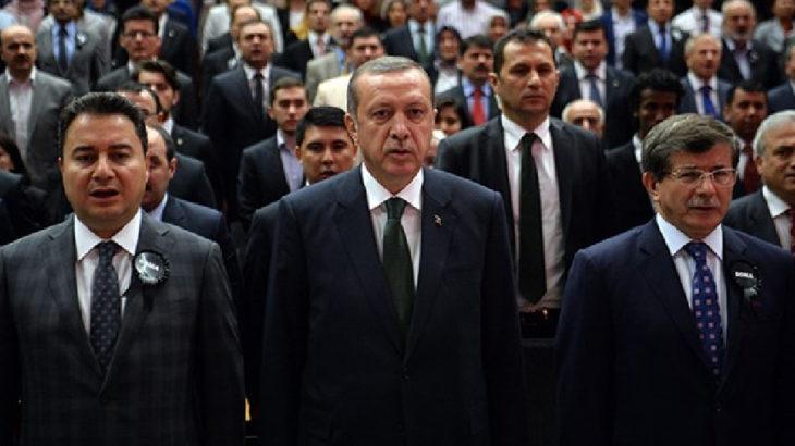 Davutoğlu ve Babacan'dan