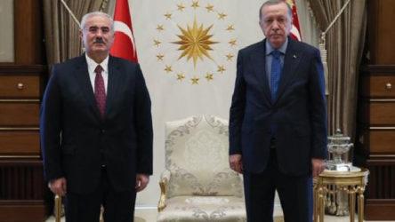 Erdoğan'ın Ankara'da 2 buçuk ay sonra ilk görüşmesi