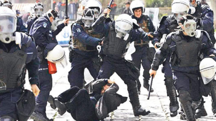 Erdoğan'ın Cumhur İttifakı polisi güçlendirme derdinde: Polise elektroşok cihazı teklifi