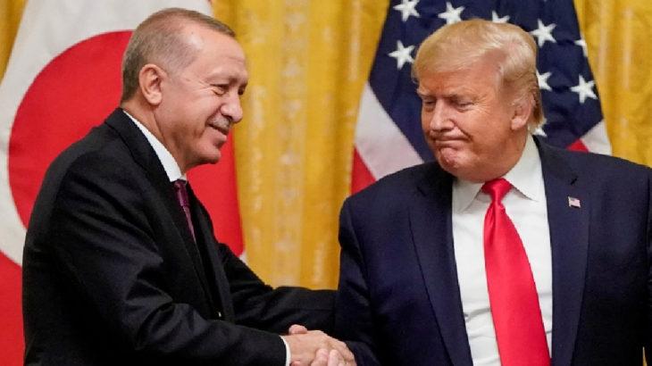 Trump'ın Erdoğan'a yolladığı mektubu sosyal medyadan paylaşmak 'örgüt propagandası' sayıldı