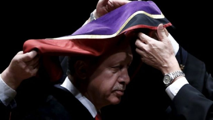 Erdoğan'a sunuldu: 3 tip üniversite modeli geliyor