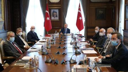 Erdoğan İstişare Kurulu'nu topladı