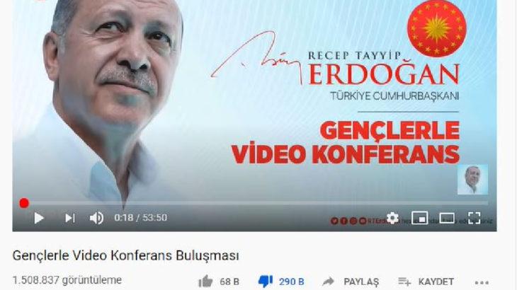 Ve AKP 'dislike'ları FETÖ'ye bağladı...