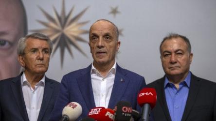 Türk-İş Başkanı: Genel grev mutlu olduğumuz birşey değil ama başka çaremiz yok