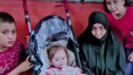 İstanbul'da 7 kişilik bir aile, kira ödeyemedikleri için sokağa atıldı