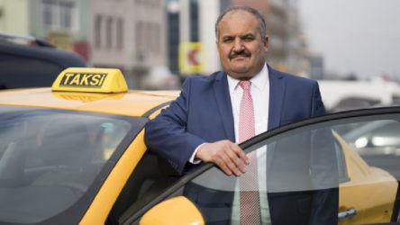 İstanbul Taksiciler Odası Başkanı'ndan İBB'ye: Siyasetin kaderini değiştirebiliriz