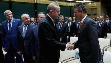 Metin Feyzioğlu: Sayın Cumhurbaşkanı ile yakın olmamın nedeni bellidir