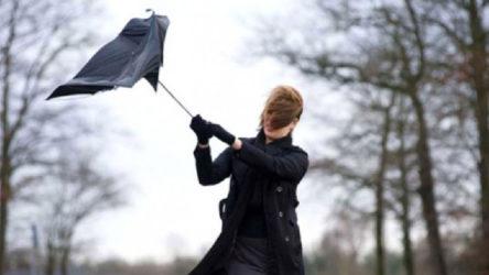 Meteoroloji Ankara'ya da fırtına uyarısı yaptı