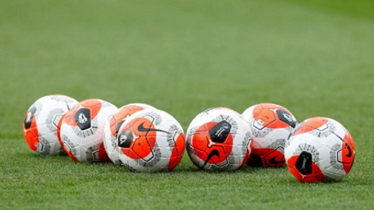 Premier Lig'de bir kişinin koronavirüs testi pozitif çıktı