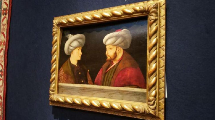 Fatih'in portresine Sabancılar da teklif vermiş