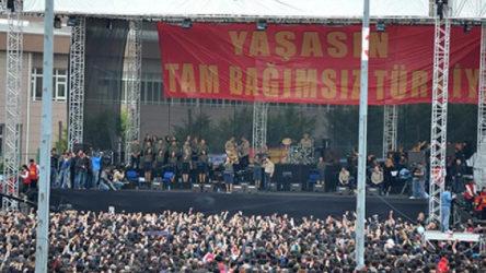Grup Yorum konseri iznine 'resmi olmayan' yalanlama
