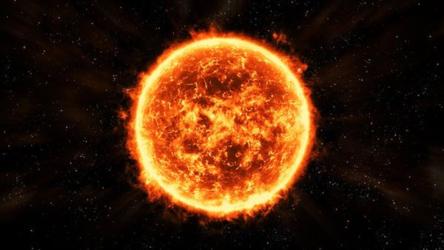 Güneş'te son 3 yılın en güçlü patlaması meydana geldi