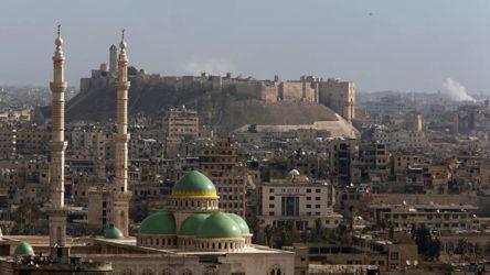 Cihatçıların talan ettiği Halep'teki tarihi Habiye Çarşısı yeniden açılıyor