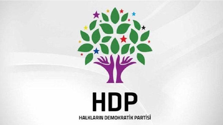 HDP'den milletvekilliklerinin düşürülmesine ilişkin açıklama