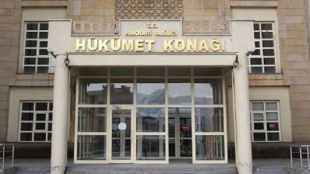 HDP yürüyüşü öncesi bir yasak da Hakkari Valiliği'nden: Kente giriş çıkışlar yasaklandı