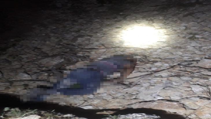 Mağarada dinamit patlatan defineci ölü bulundu