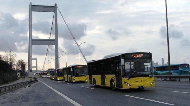 İstanbul'da bütün toplu taşıma otobüsleri İETT'ye bağlandı