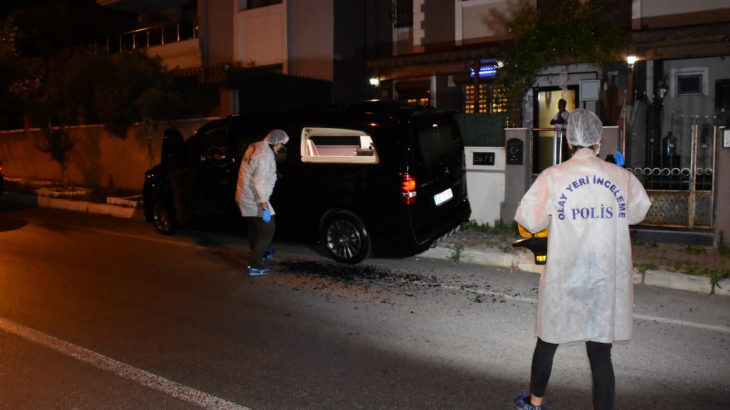 İHF Başkanı'na silahlı saldırı