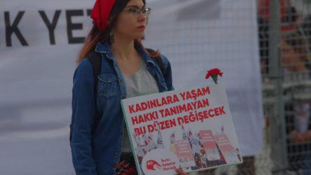 AKP'nin 18 yıllık iktidarı boyunca 6 bin 732 kadın öldürüldü!