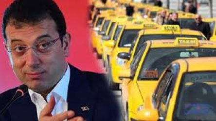 İmamamoğlu açıkladı: İBB, yeni taksi teklifini sunuyor