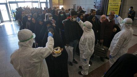 Tahran'daki hastanelerde yataklar komple doldu