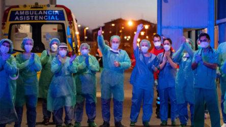 İspanya'da son 24 saatte koronavirüsten ölen olmadı