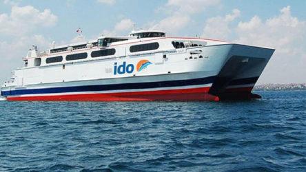 İstanbul-Yalova deniz otobüsü seferleri başladı
