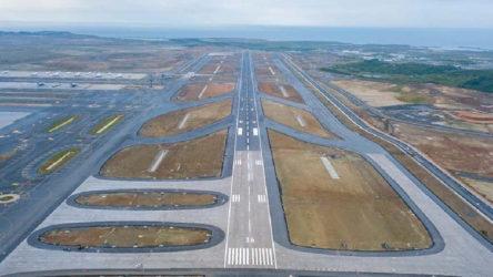 İstanbul Havalimanı'nın üçüncü pistinin yüzde 40 daha küçük yapıldığı anlaşıldı