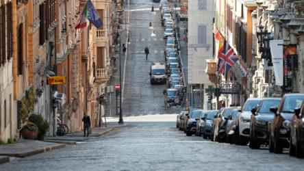 İtalya'da Mayıs ayından bu yana en yüksek vaka sayısı görüldü