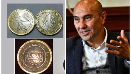 'İzmir bayrağı ve parası' tartışmaları: TC'yi silenler, FETÖ'ye para bastıranlar...