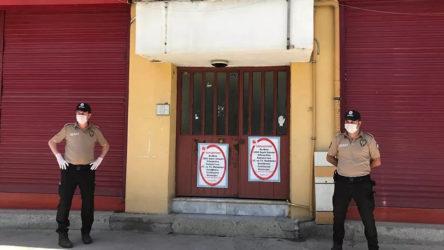 İzmit'te 10 daireli bir apartman karantina altına alındı