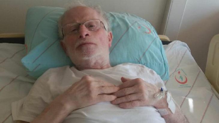 İzmit'te 68 yaşındaki kalp, şeker ve tansiyon hastası adam koronavirüsü yendi