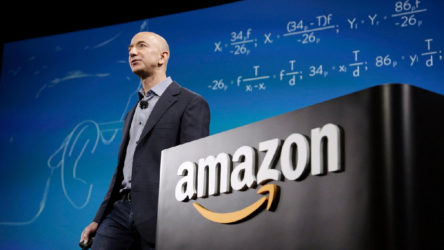 ABD'deki protestolara Amazon'dan destek