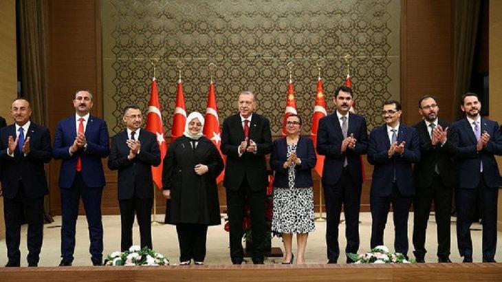 Erdoğan'dan kabine değişikliği: Bazı bakanlar gidecek