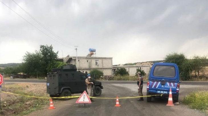 Kahramanmaraş Pazarcık'ta bir mahalle karantinaya alındı