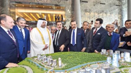 Yabancı şirketler Kanal İstanbul güzergahından bugüne kadar 791 bin metrekare yer almış