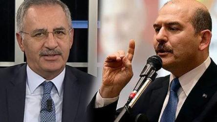 Saygı Öztürk'ten Süleyman Soylu'ya yanıt