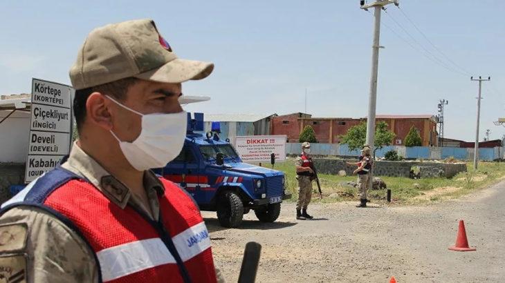 Diyarbakır'da karantina altına alınan mahallede vaka sayısı 59'a yükseldi
