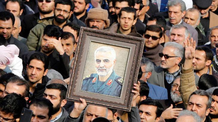 İran, Kasım Süleymani'nin güzergah bilgilerini paylaştığı iddia edilen kişiye idam cezası verdi
