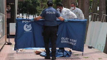 Ege Üniversitesi'nde iş cinayeti